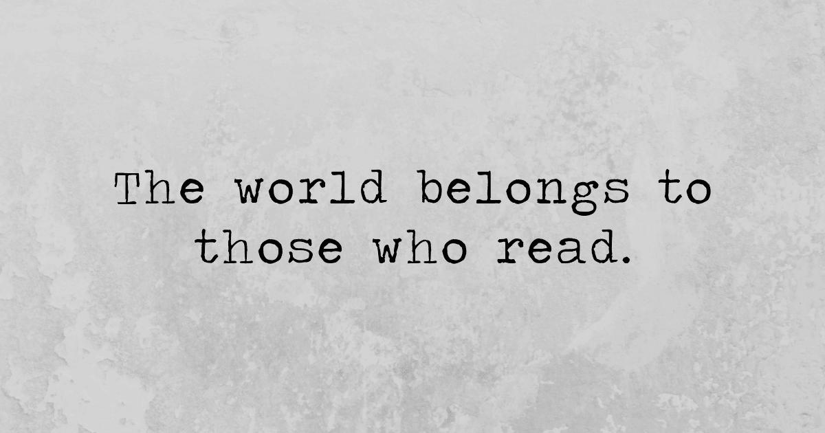 Les avantages de la lecture sur l'esprit